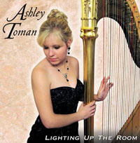 Ashley Toman: Lighting up the Room